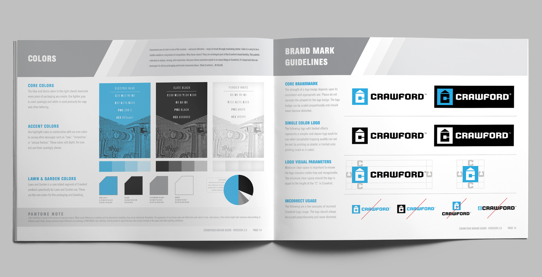 crawford fm creative rh fernandocreative com brand packaging guidelines pdf Brand Book